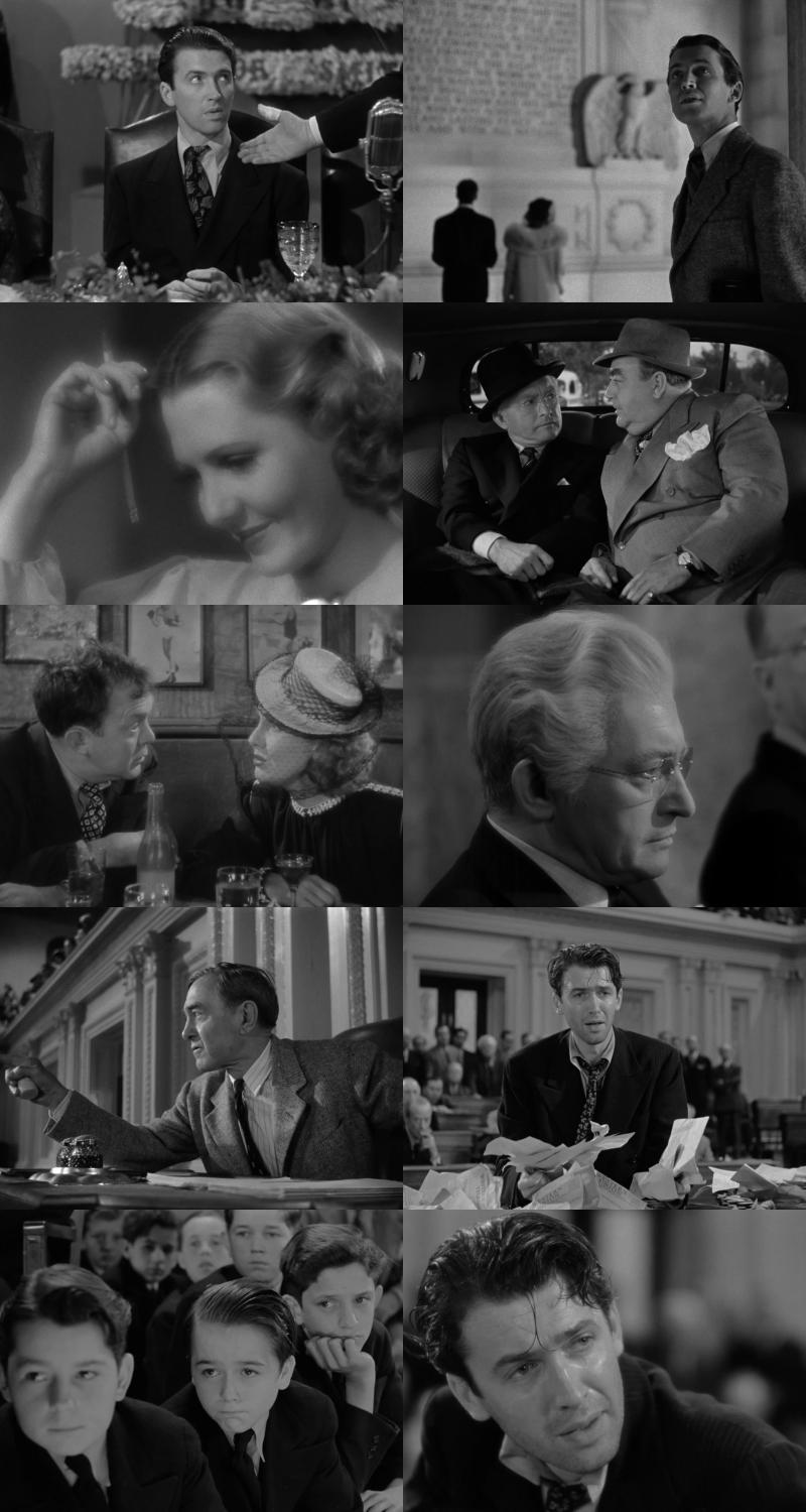 honesty versus falsehood in mr smith goes to washington by frank capra The screen in review frank capra's 'mr smith goes to washington' at the music hall sets a seasonal high in comedy--'babes in arms' opens at the capitol by frank s nugent oct 20, 1939 continue.